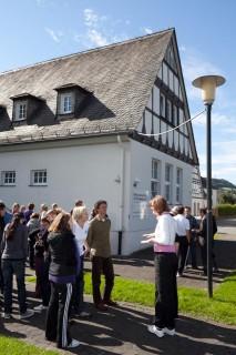 Unterricht an der Bildungsakademie für Therapieberufe Bergkloster Bestwig. (Foto: Carsten Behler)