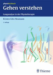 """Buchcover des Buches """"Gehen verstehen von Kirsten Götz - Neumann"""