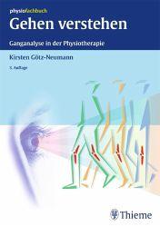 """Buchcover des Buches """"Gehen verstehen von Kirsten Götz – Neumann"""
