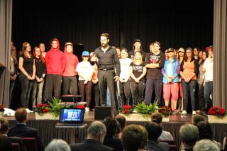 Über zwei Stunden lang gab es ein buntes und abwechslungsreiches Bühnenprogramm. Foto: SMMP/Bock